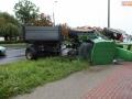 wypadek ciągnika011