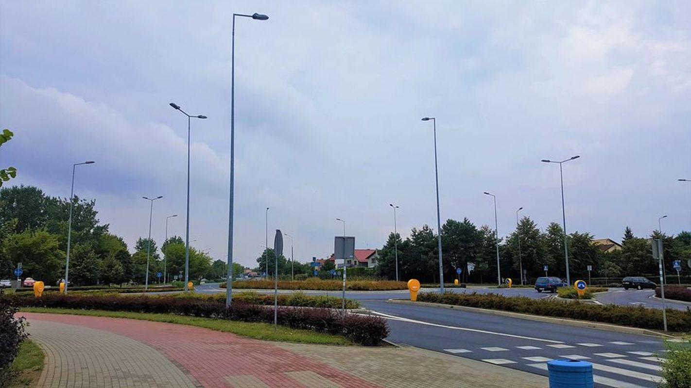 Przybywa Oświetlenia Led Na Głogowskich Ulicach Głogówextra