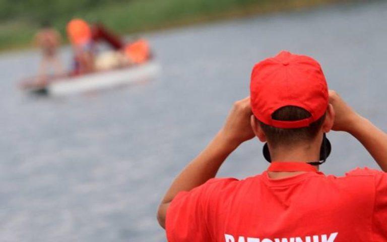 Ratownicy zadbają o bezpieczeństwo nad wodą